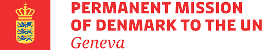 Permanent Mission of Denmark to the UN Logo
